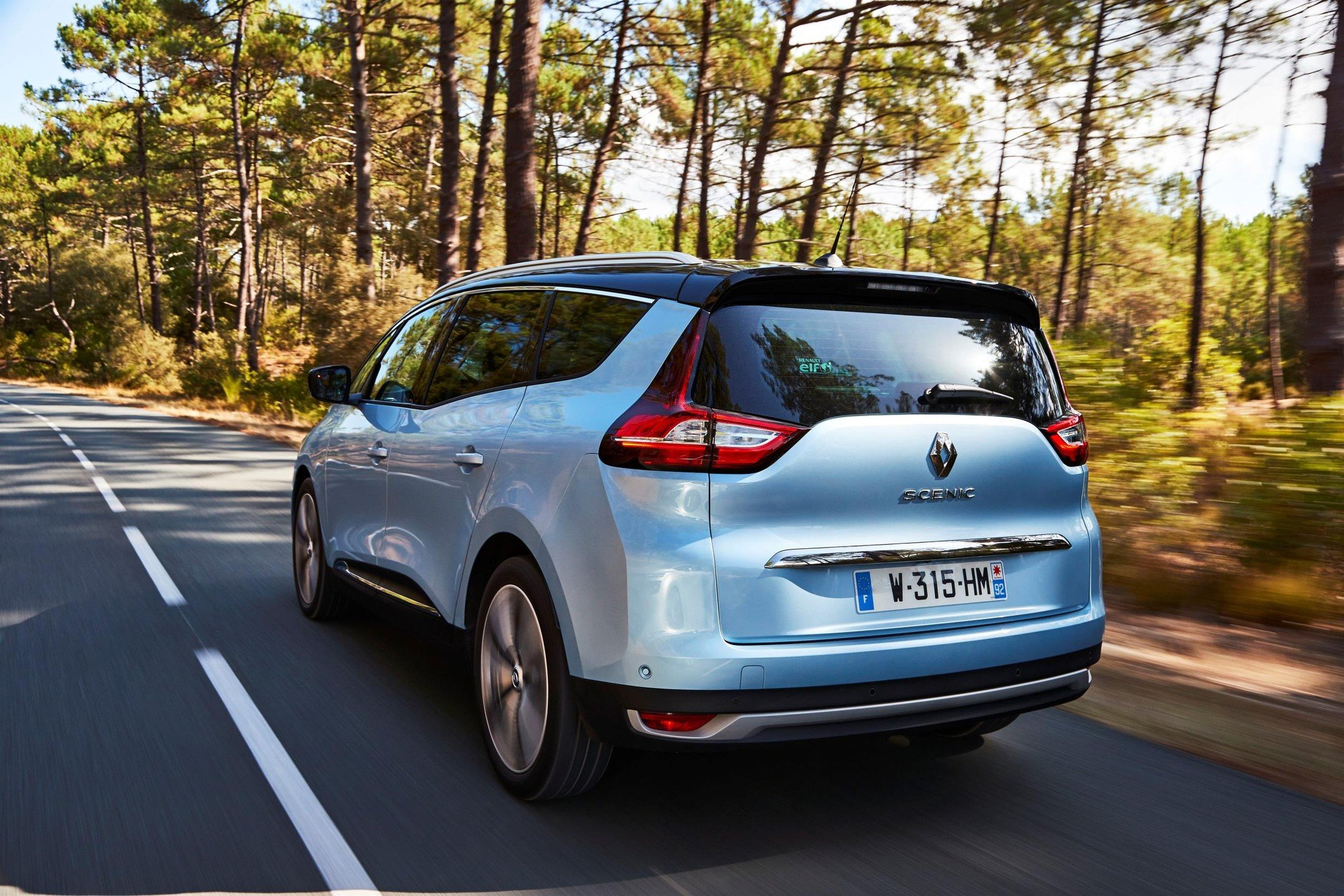 Renault Grand Scenic 2018 TCe
