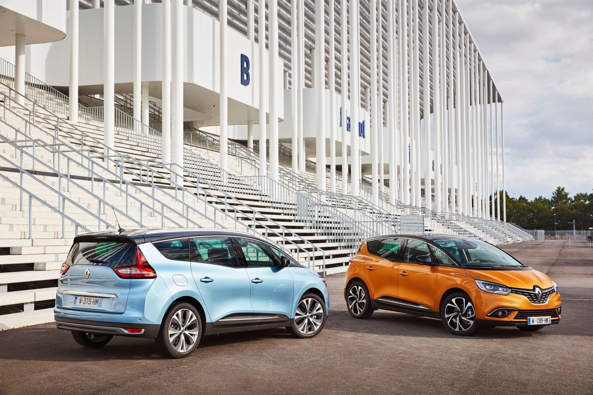 Renault Scenic 2018 TCe