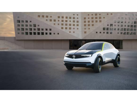 Opel GT X Experimental: SUV compacto y  totalmente eléctrico