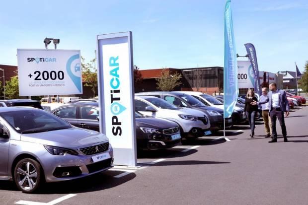 El Grupo PSA agrupa sus vehículos de ocasión bajo la firma Spoticar