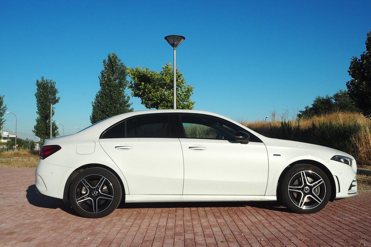Prueba Mercedes Clase A Sedan