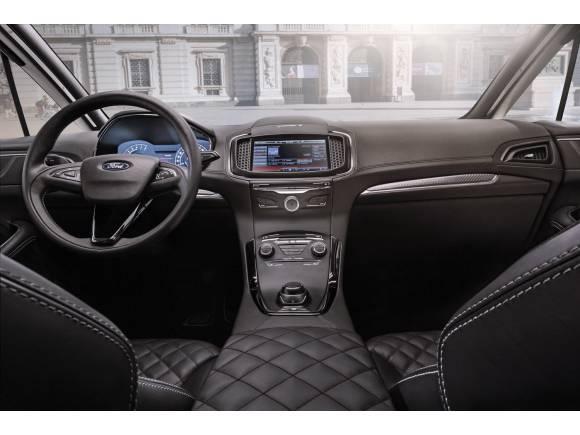 Ford S-MAX Vignale Concept: a todo lujo y confort