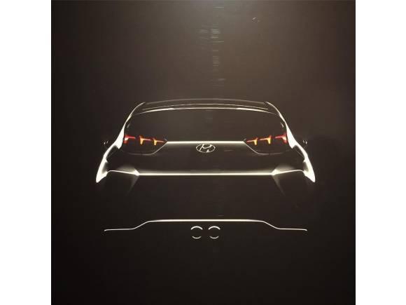 Vídeo: primeras imágenes del próximo Hyundai Veloster