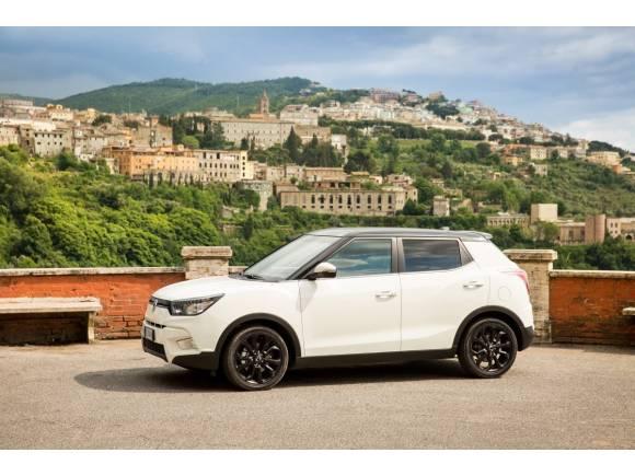 SsangYong Tivoli: un SUV que dará mucho que hablar