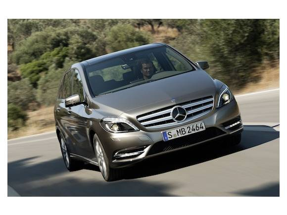 Prueba: Nuevo Mercedes Clase B, primer contacto