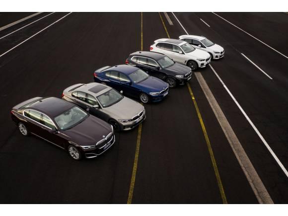 Así serán los nuevos híbridos enchufables de BMW