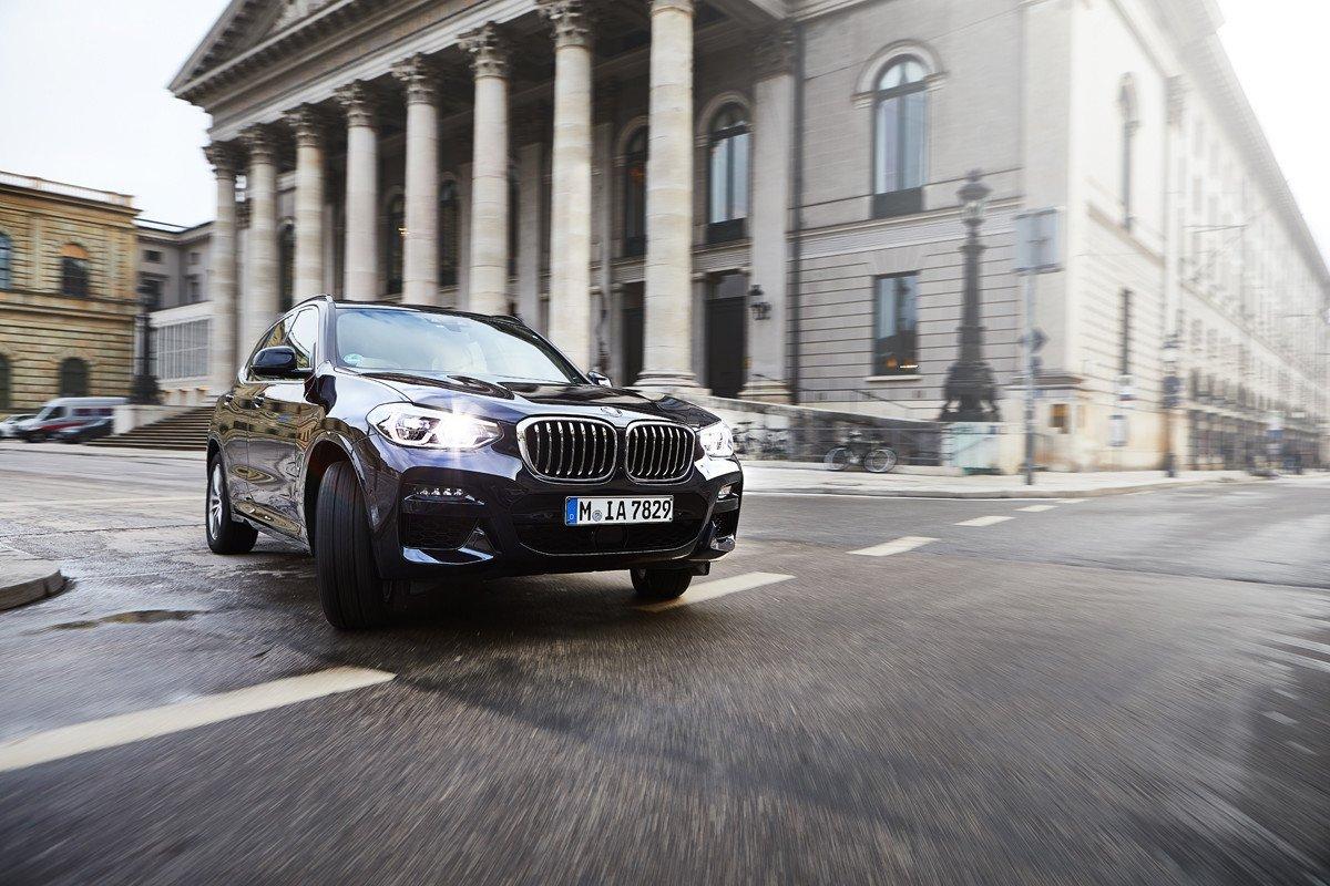 BMW X3 xDrive30e