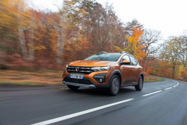 Prueba nuevo Dacia Sandero Stepway: la tercera generación del éxito en ventas