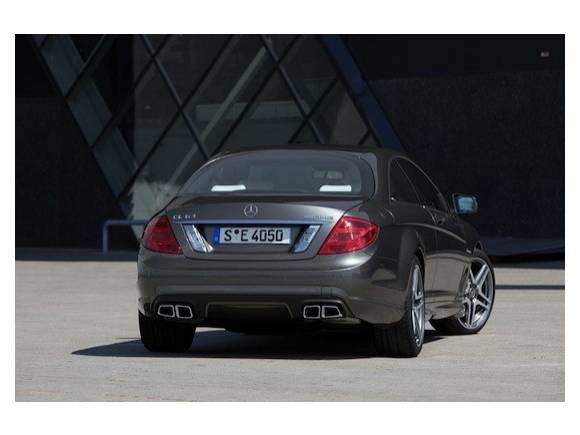 Mercedes CL 63 y CL 65 AMG: Más potentes que un Ferrari
