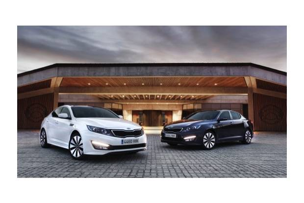 Vídeo: Kia Optima