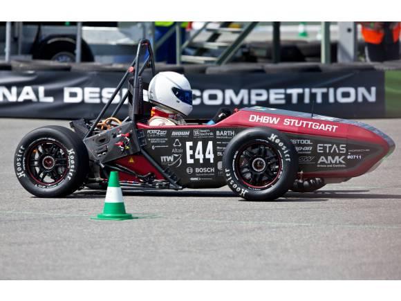 Audi patrocinará cuatro equipos en la Fórmula Student de Alemania 2015