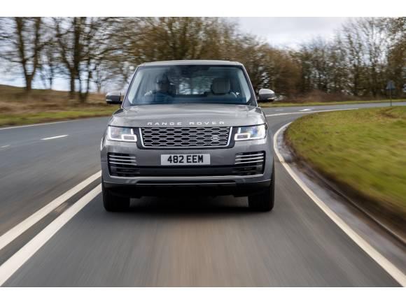 Nuevo Range Rover con motor 6 en línea con hibridación suave