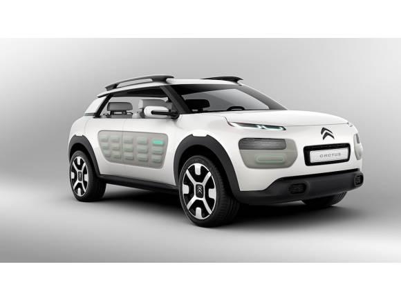 Citroën Cactus, primeras fotos de la futura Línea C