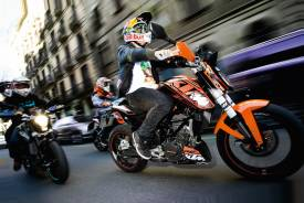 Qué motos se conducen con carnet B de coche