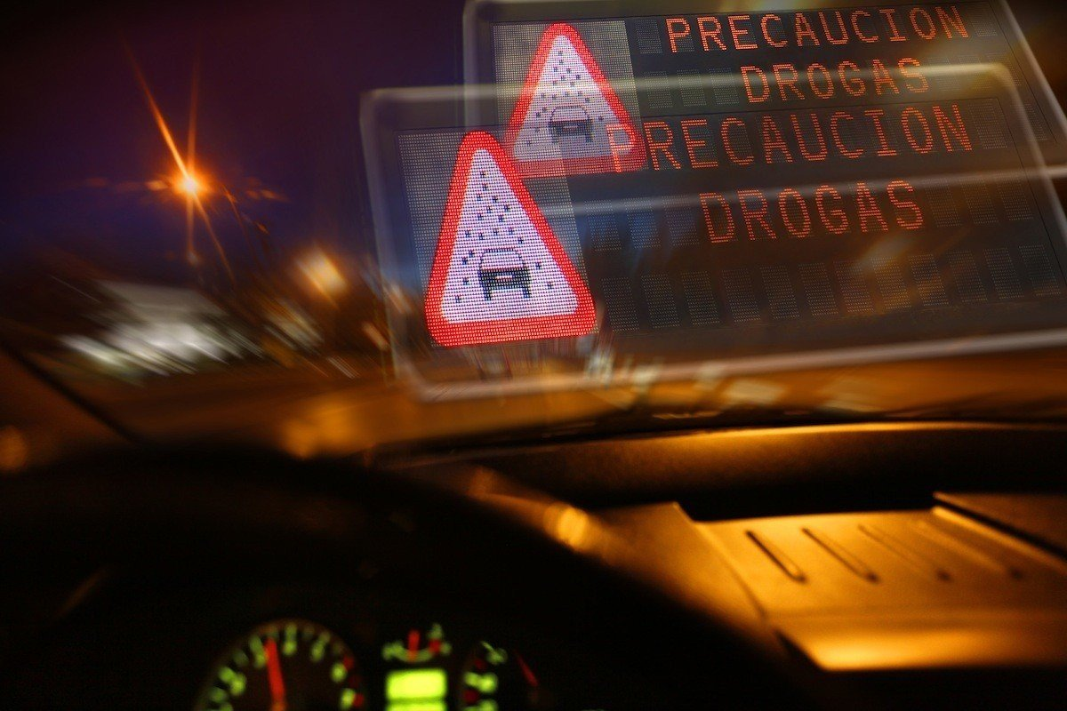 alcohol drogas coches