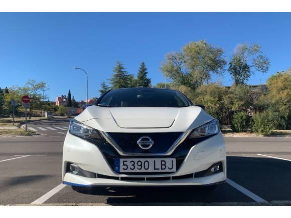 Prueba del Nissan Leaf e+: opinión, fotos, precio, autonomía,...