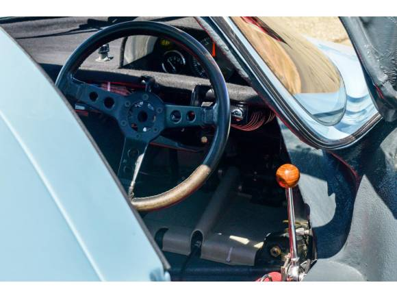Porsche restaura un 917K y lo devuelve a las pistas