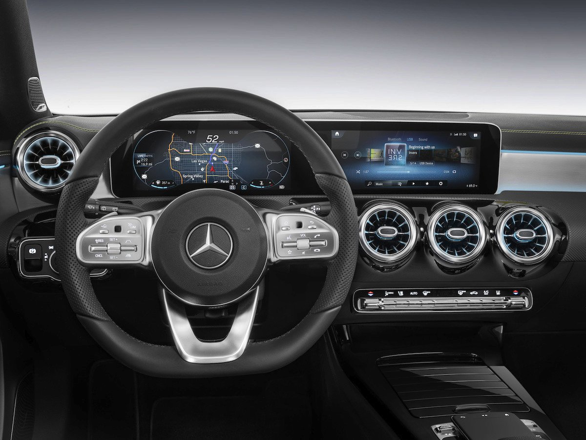Prueba Mercedes Clase A 2019