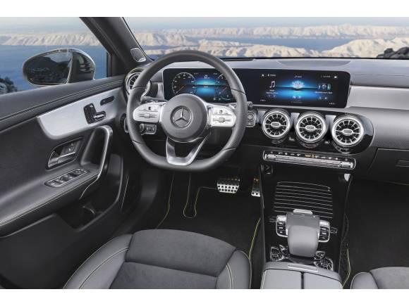 Prueba Mercedes Clase A 2019, más sofisticación y espacio