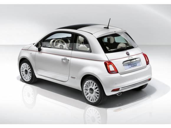 Fiat 500 Dolcevita recrea los felices años sesenta