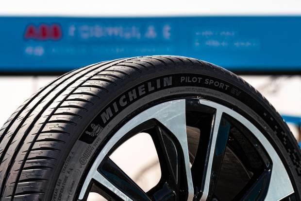 Michelin Pilot Sport EV: los neumáticos deportivos para el coche eléctrico
