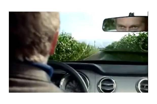 Vídeo: Steve McQueen se sube al Ford Mustang 25 años después