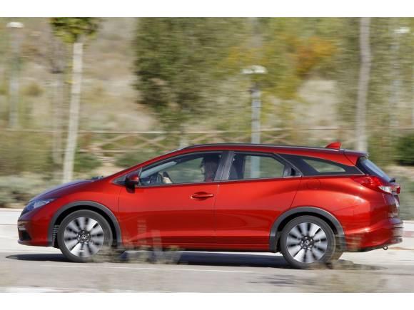 Prueba:  Nuestra opinion sobre el Honda Civic Tourer