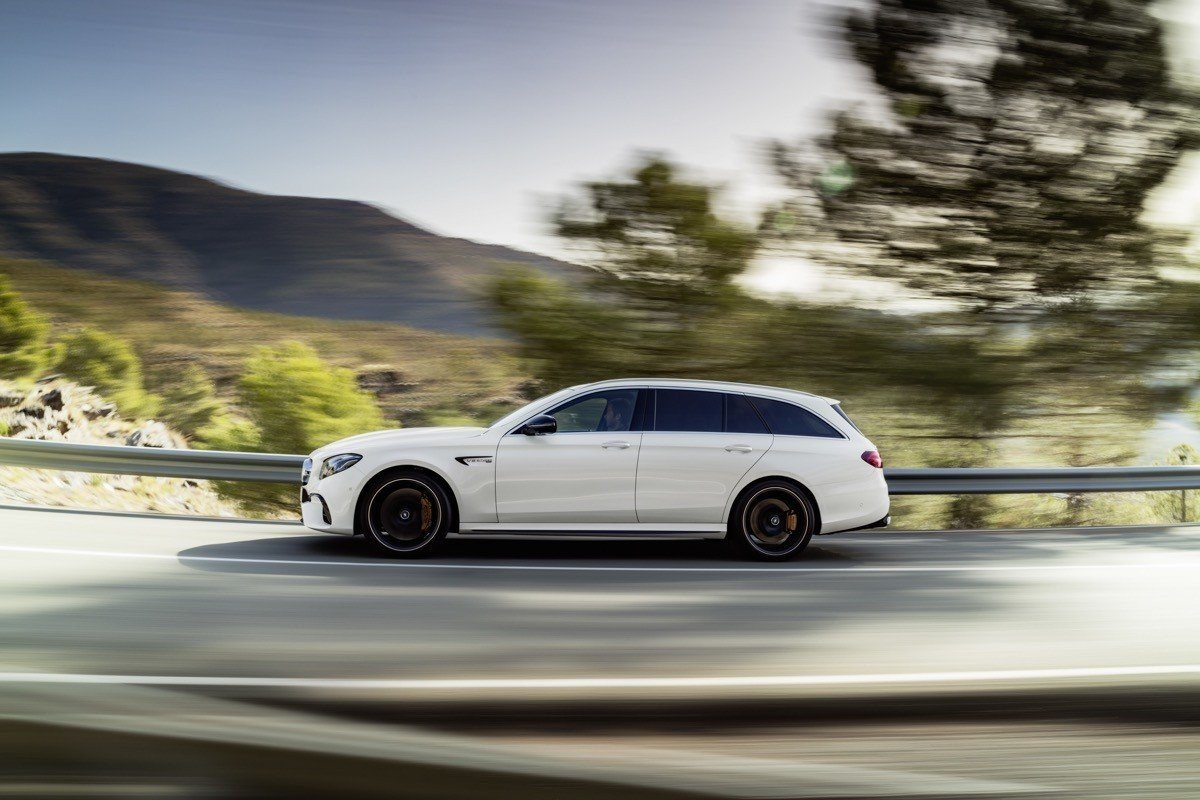 Mercedes AMG E 63 4MATIC+ Estate