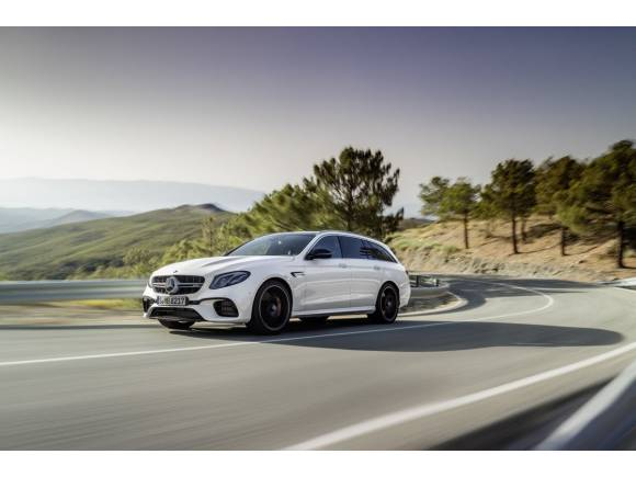 Mercedes AMG E 63 Y E 63 S 4MATIC+ Estate: y ahora, el familiar