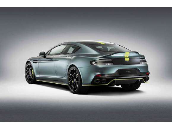 Nuevo Aston Martin Rapide AMR, el segundo proyecto del AMR Performance Center