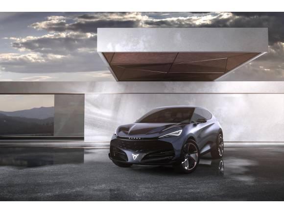 Cupra Tavascan, un SUV deportivo eléctrico en versión concept