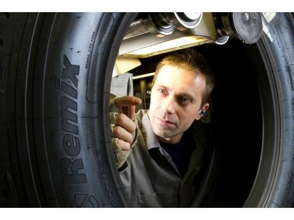 Michelin y Carbios crearán un neumático 100% reciclado y reciclable