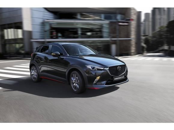 Mazda CX-3 2017: mejoras para el SUV pequeño de Mazda