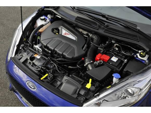 Presentación en España de Ford Fiesta ST y Focus ST