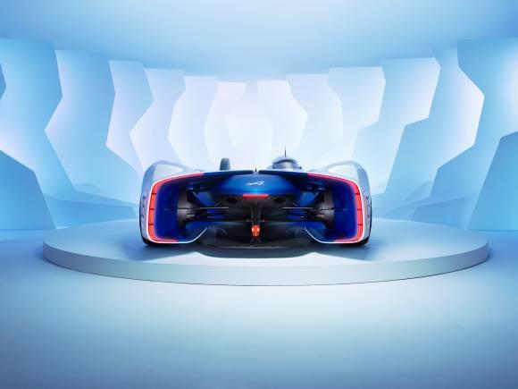 Alpine Vision Gran Turismo: una excusa más para comprarte una PlayStation