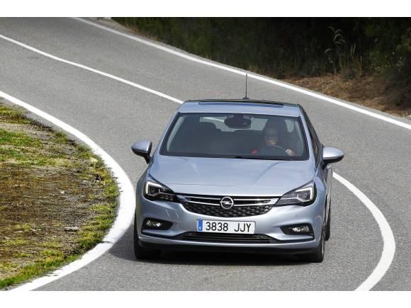 Prueba Opel Astra 1.6 CDTI 136 CV: una compra a considerar