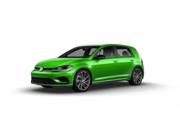 El Volkswagen Golf R recibe 40 nuevos colores… en USA