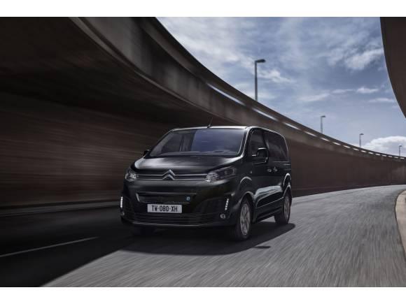 Citroën Ë-SpaceTourer: el monovolumen se electrifica