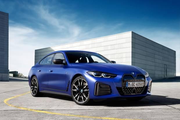 Nuevo BMW I4: características, autonomía y precios
