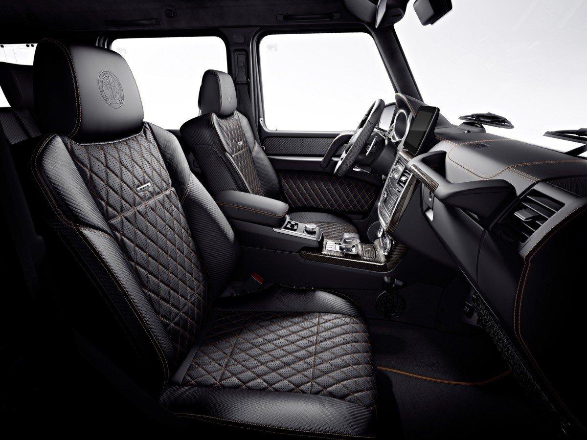 Mercedes AMG G 65 Final Edition