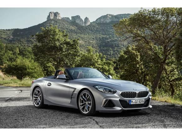 Nuevo BMW Z4: presentado al completo en el Salón de París