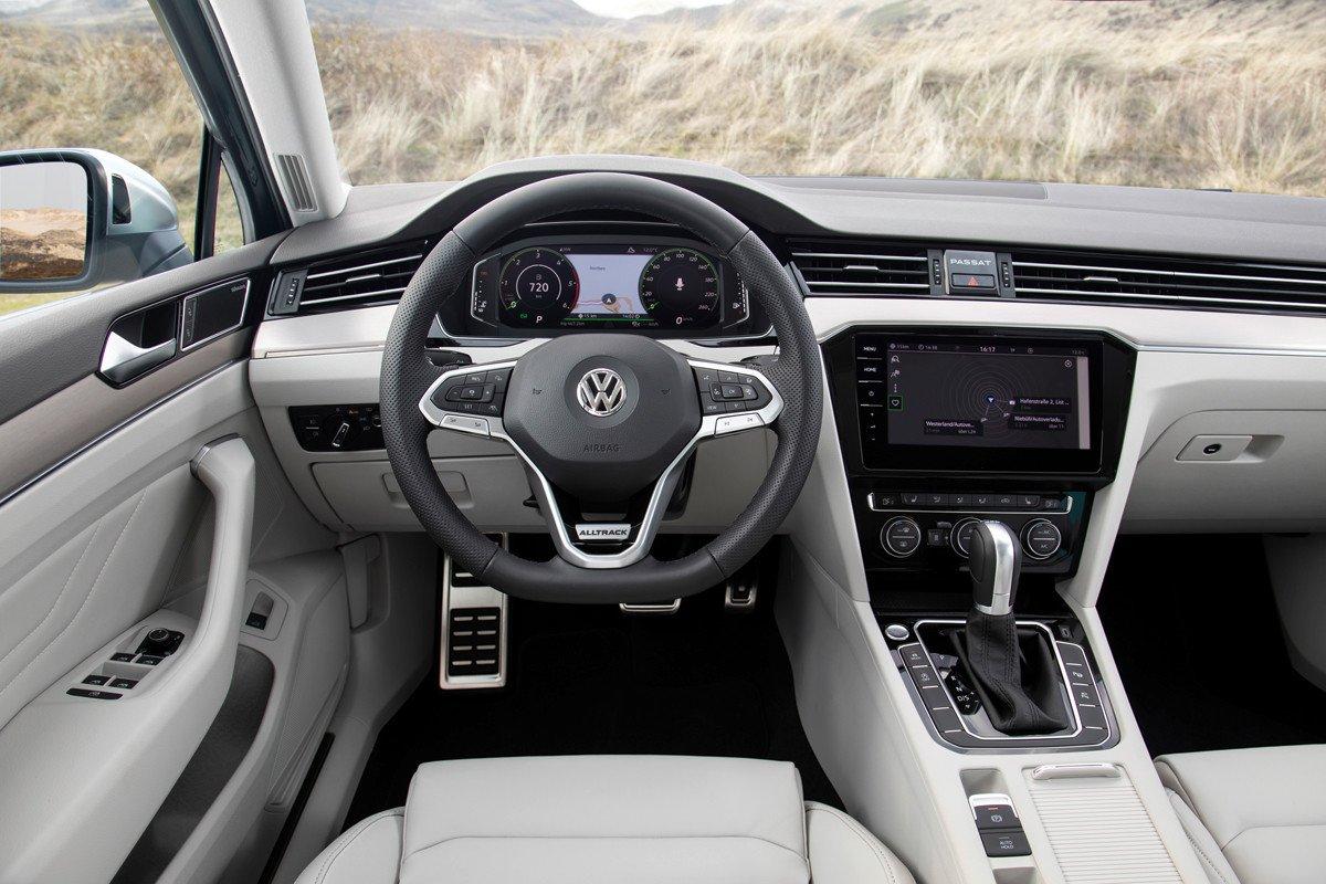 Prueba Volkswagen Passat