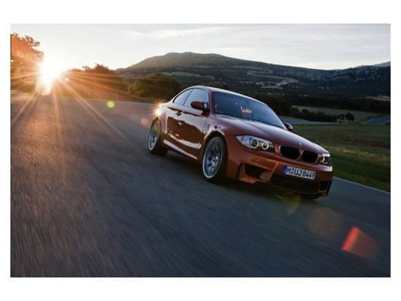 Vídeo: BMW M1 contra el muro