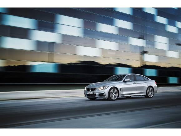 BMW Serie 4 Gran Coupé, un coupé para cinco