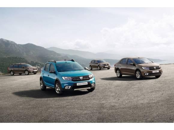 Nueva imagen para los Dacia Sandero y Logan en el Salón de París 2016