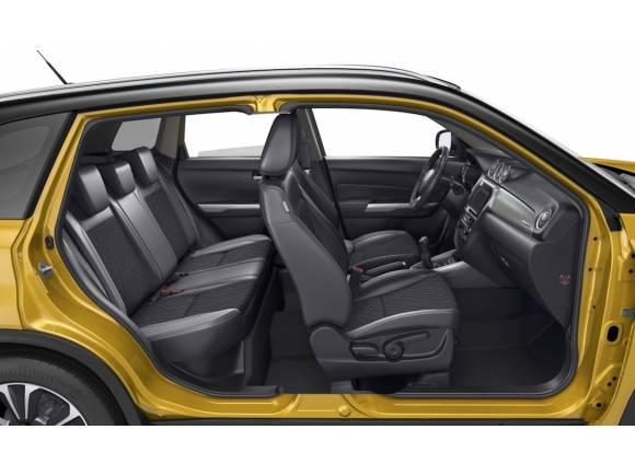 Prueba Suzuki Vitara 2019, nuevo motor 1.0 Turbo