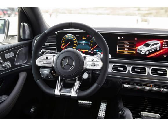 Nuevos Mercedes-AMG: GLE 63 y GLS 63