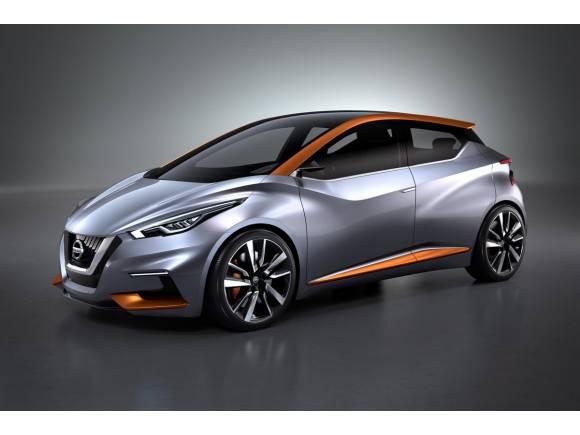 Sway, modelo estrella de Nissan para el Salón de Barcelona