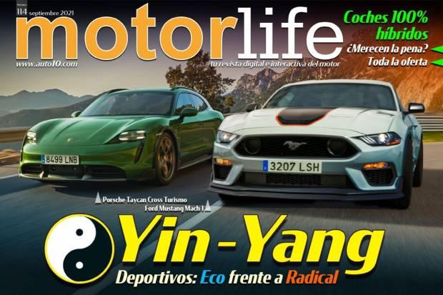 Motorlife Magazine 114: el yin-yang de los coches deportivos