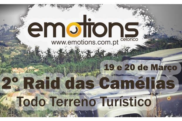 2º Raid das Camélias, 19 y 20 de marzo 2016